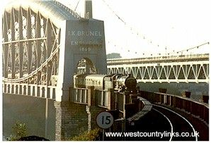 Brunel Bridge ,Saltash Town, Cornwall, Tamar bridge, Plymouth, West Country, Business, accommodation, attractions, maps,