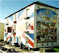 The Union Inn Saltash Cornwall